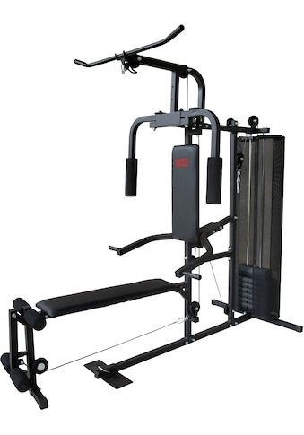 MOTIVE FITNESS by U.N.O. Kraftstation »Multi - Gym Hercules«, 7 Gewichtsblöcke kaufen
