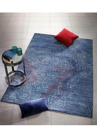 OCI DIE TEPPICHMARKE Teppich »Rainbow Leja«, rechteckig, 5 mm Höhe, besonders weich... kaufen
