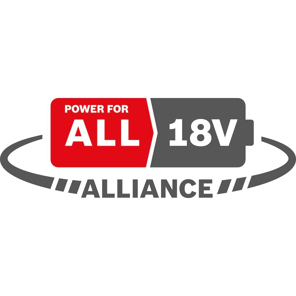 BOSCH Akku-Multischleifer »PSM 18 LI«, ohne Akku und Ladegerät