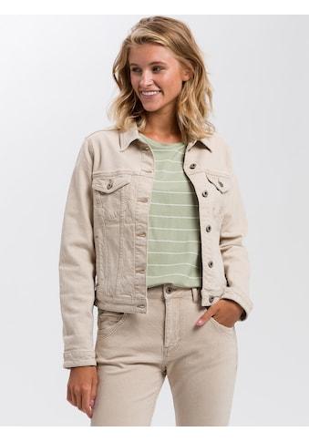 Cross Jeans® Jeansjacke »A 564-014«, trendige Waschungen kaufen