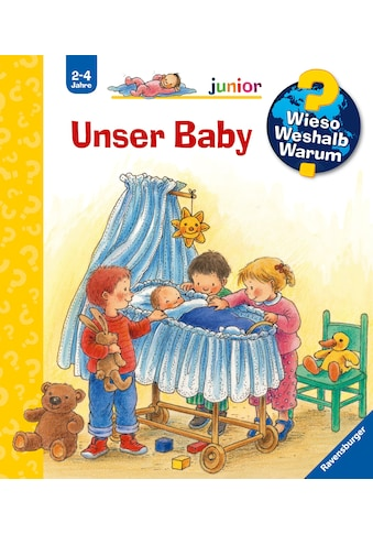 Buch »Unser Baby / Angela Weinhold, Clara Suetens, Angela Weinhold« kaufen