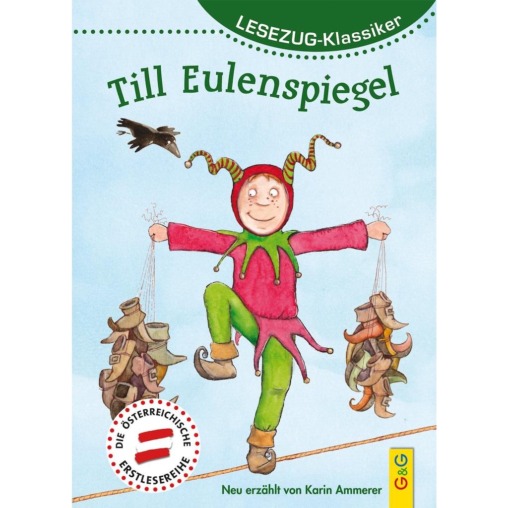 Buch »LESEZUG/Klassiker: Till Eulenspiegel / Karin Ammerer, Antje Bohnstedt«