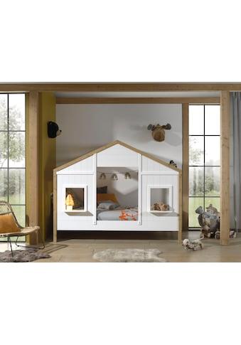 Vipack Hausbett »Babs«, mit Lattenrost, wahlweise Bettschublade kaufen