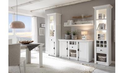 Home affaire Wohnwand »California« (Set, 4 - tlg) kaufen
