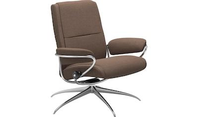 Stressless® Relaxsessel »Paris«, Low Back, mit Star Base, Gestell Chrom kaufen