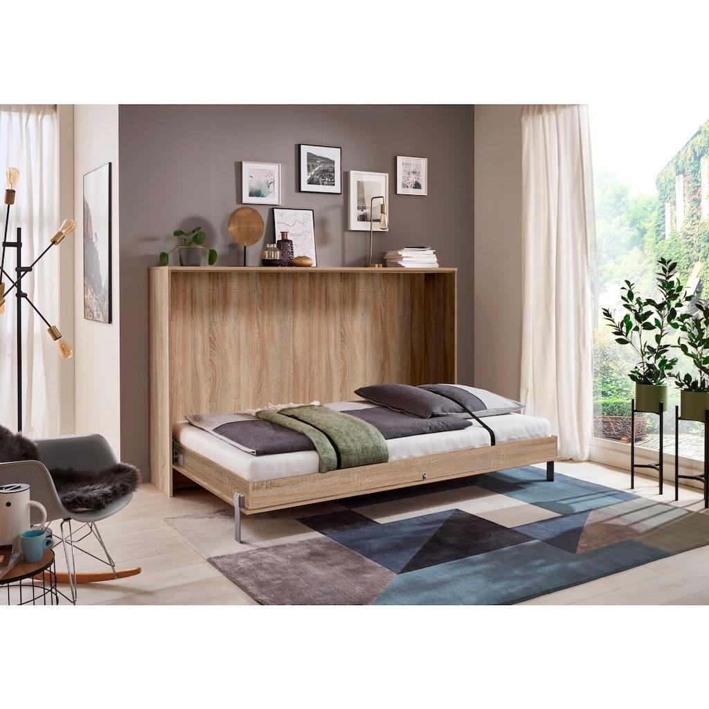 Wimex Schrankbett »Juist«, horizontal klappbar