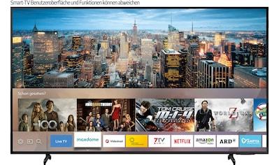 "Samsung QLED-Fernseher »GQ55Q60AAU«, 138 cm/55 "", 4K Ultra HD, Smart-TV kaufen"