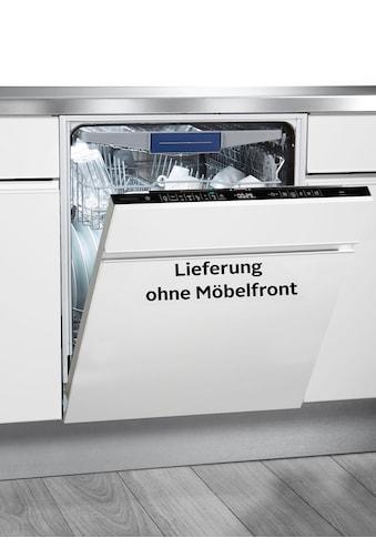 SIEMENS vollintegrierbarer Geschirrspüler iQ500, 9,5 Liter kaufen