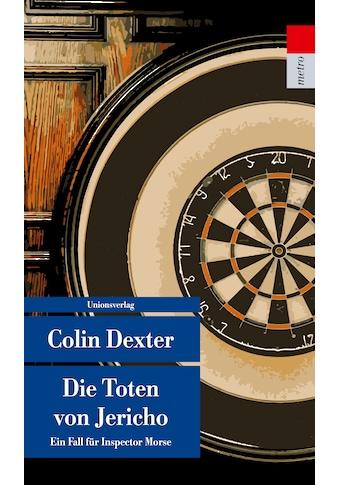 Buch »Die Toten von Jericho / Colin Dexter« kaufen