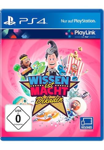 Wissen ist Macht: Dekaden Playlink PlayStation 4 kaufen