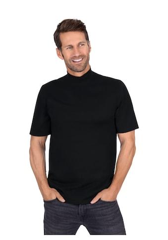 Trigema T-Shirt, mit Stehkragen kaufen