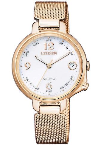 Citizen Solaruhr »Bluetooth Watches, EE4033 - 87A« kaufen
