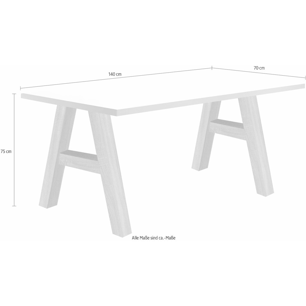 Schreibtisch »Mio«