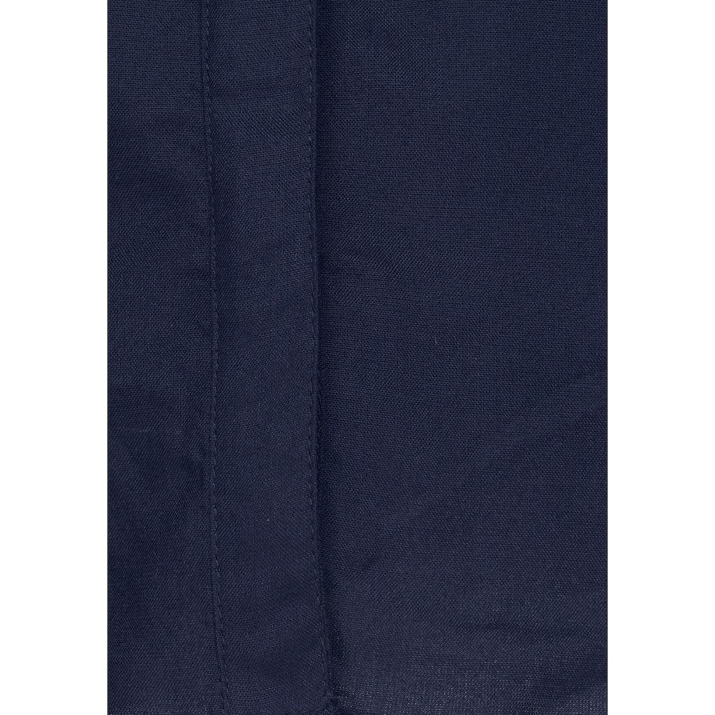 AJC Hemdbluse, aus weich fließender Viskose