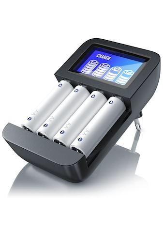 Aplic Universal 4-Schacht Batterie-Ladegerät kaufen