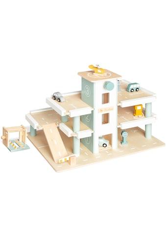 Pinolino® Spiel-Parkhaus »Kurt«, mit manuellem Aufzug; FSC®-Holz aus gewissenhaft... kaufen