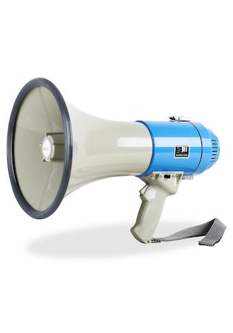 Auna Megafon Megaphon 60W 1000 Meter Sirene »MEG1 - HY - 3007« kaufen