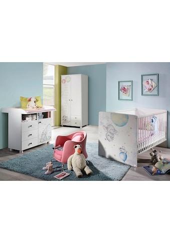 rauch ORANGE Babyzimmer-Komplettset »Vancouver«, (Set, 3 tlg.), Bett + Wickelkommode + 2 trg. Schrank kaufen