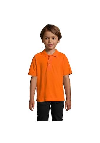 SOLS Poloshirt »Kinder Polo Shirt Summer II« kaufen