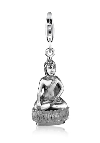 Nenalina Charm-Einhänger »Buddha Karma Talisman Trend Symbol 925 Silber« kaufen