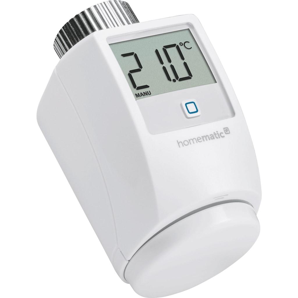 Homematic IP Smartes Heizkörperthermostat »Heizkörperthermostat (140280A0)«, Smart Home