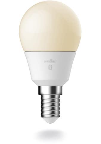 Nordlux LED-Leuchtmittel »Smartlight«, E14, 3 St., Farbwechsler, Smart Home Steuerbar, Lichtstärke, Lichtfarbe, mit Wifi oder Bluetooth kaufen