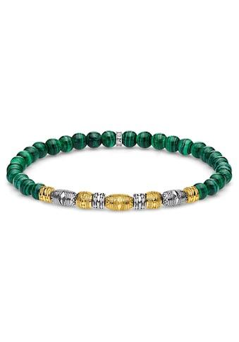 THOMAS SABO Armband »Talisman bicolor grün, A1920-140-6-L17, L19«, mit imit. Malachit kaufen