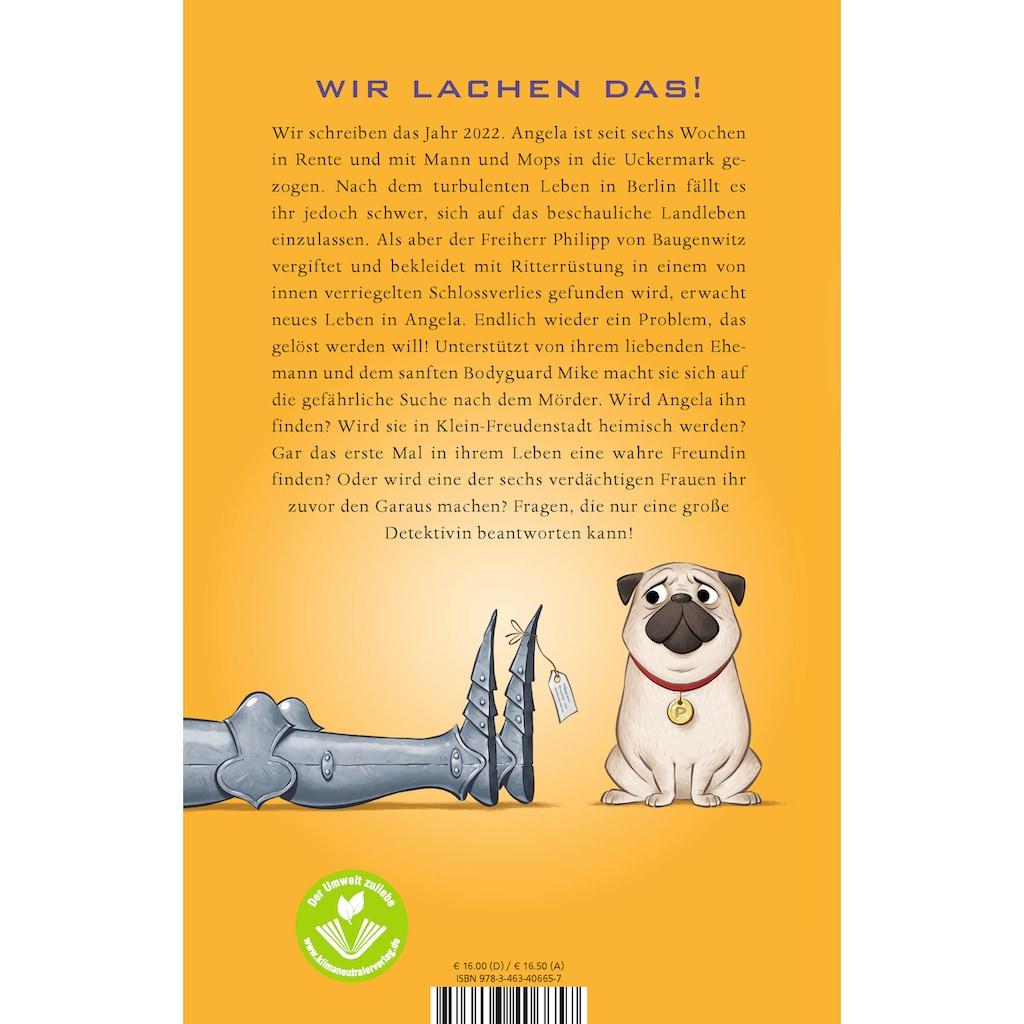 Buch »Miss Merkel / David Safier«