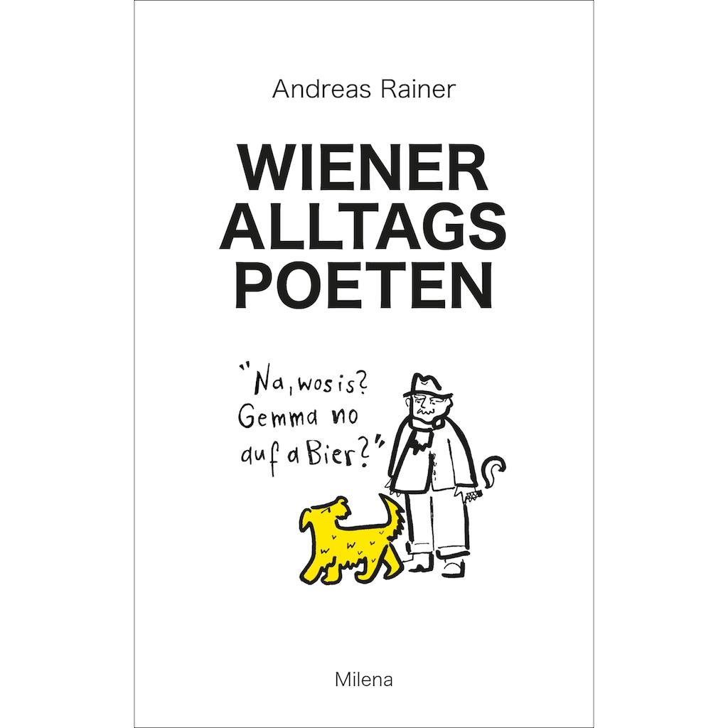 Buch »Wiener Alltagspoeten / Andreas Rainer«
