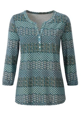 Ambria Shirt mit Gummibündchen an den Ärmel kaufen