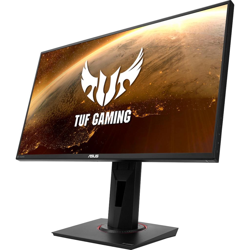 "Asus Gaming-Monitor »VG259QR«, 62,2 cm/24,5 "", 1920 x 1080 px, Full HD, 1 ms Reaktionszeit, 165 Hz"