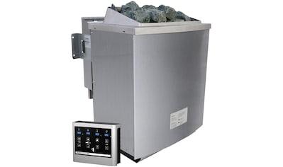 Karibu Sauna »Tomma«, 4,5-kW-Bio-Ofen mit externer Steuerung kaufen