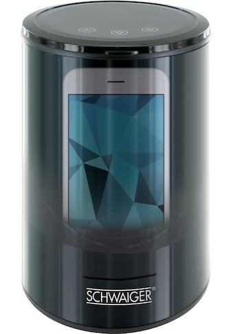 Schwaiger Luftreiniger »USB, Touchpad, Sterilizor«, Desinfektionsgerät, LED Beleuchtung kaufen