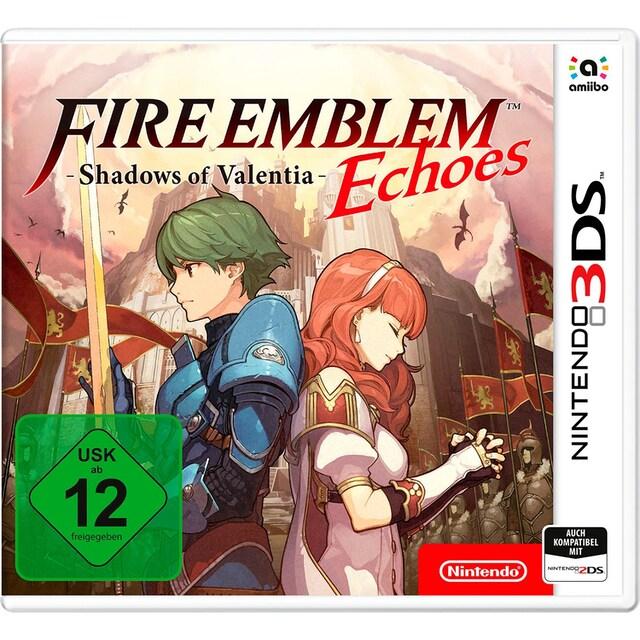 Fire Emblem Echoes: Shadows of Valentia Nintendo 3DS