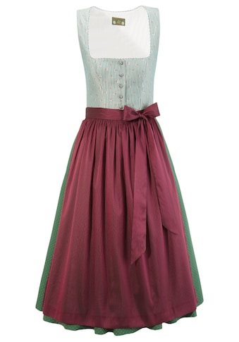 Love Nature Dirndl midi mit All - Over Muster kaufen