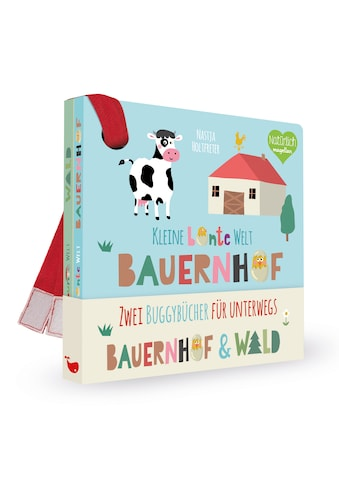 Buch »Kleine bunte Welt - Bauernhof & Wald / Nastja Holtfreter« kaufen