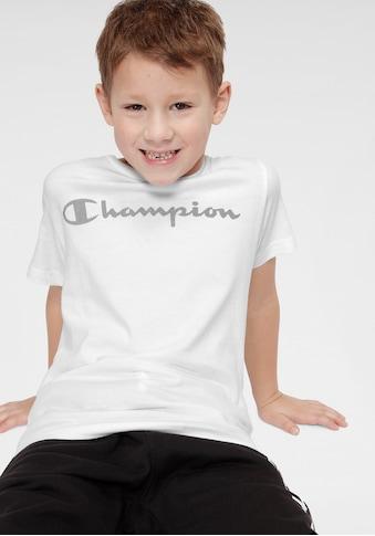 Champion T-Shirt »CREWNECK T-SHIRT« kaufen