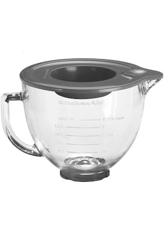 """KitchenAid Küchenmaschinenschüssel """"5KSM5GB für Küchenmaschine 4.3L & 4.8L"""", Glas kaufen"""
