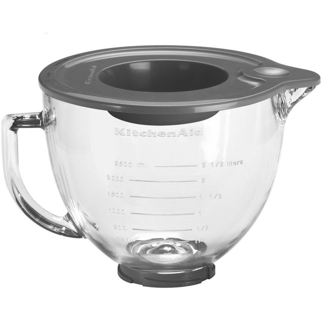 KitchenAid Küchenmaschinenschüssel »5KSM5GB für Küchenmaschine 4.3L & 4.8L«