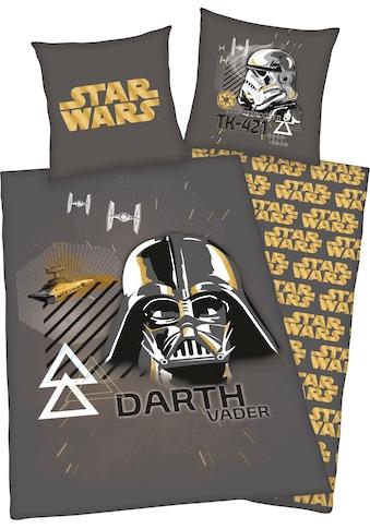 Kinderbettwäsche »Darth Vader«, Star Wars kaufen
