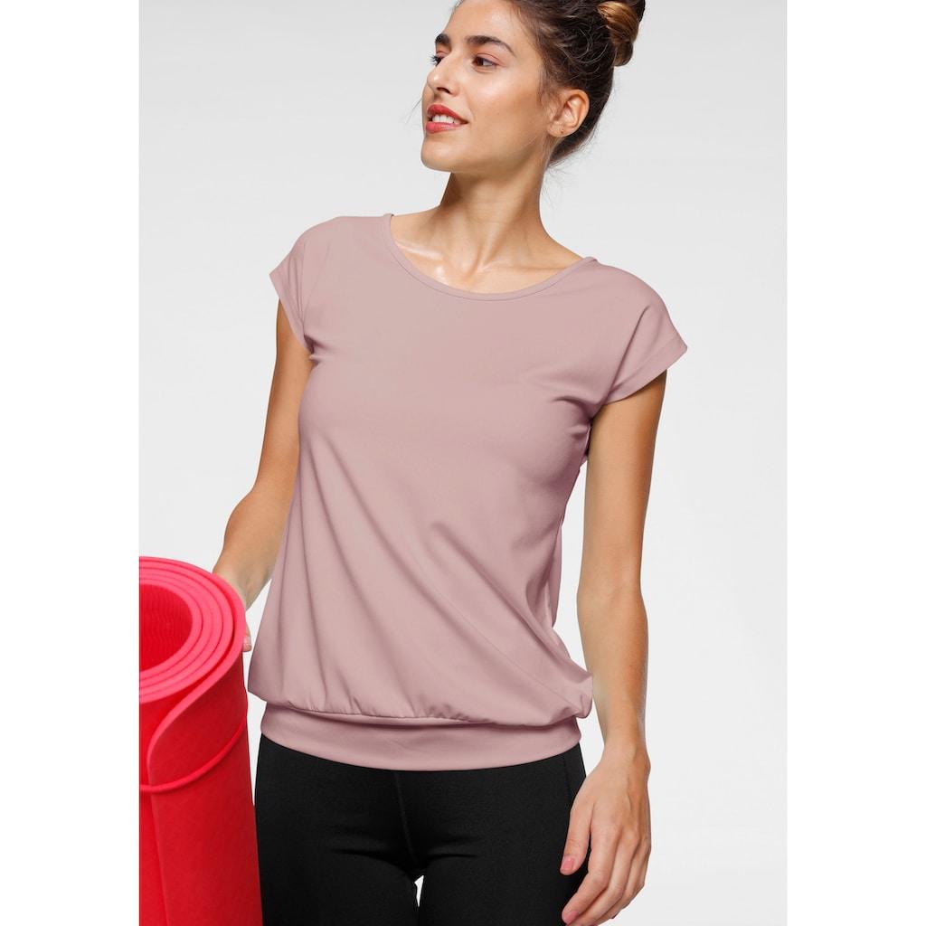 Ocean Sportswear Yoga & Relax Shirt »Soulwear - Essentials Yoga Shirts«