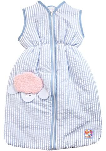 Heless Puppen Schlafsack »37 cm, blau« kaufen