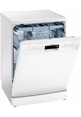 SIEMENS Standgeschirrspüler iQ300, 9,5 Liter, 13 Maßgedecke kaufen