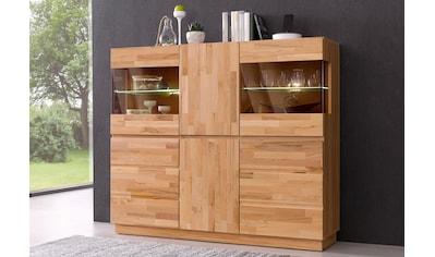 Premium collection by Home affaire Highboard, Breite 140 cm kaufen