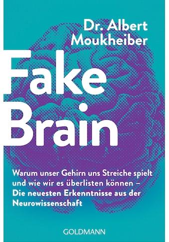 Buch »Fake Brain / Albert Moukheiber, Nikolaus de Palézieux« kaufen
