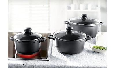 Elo - Meine Küche Topf-Set, Aluminiumguss, (Set, 6 tlg.) kaufen