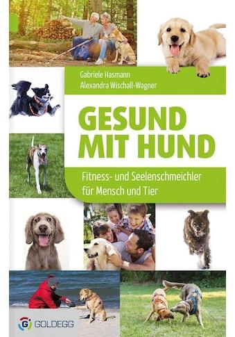 Buch »Gesund mit Hund / Gabriele Hasmann, Wischall-Wagner Alexandra« kaufen