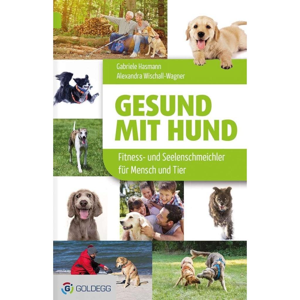 Buch »Gesund mit Hund / Gabriele Hasmann, Wischall-Wagner Alexandra«