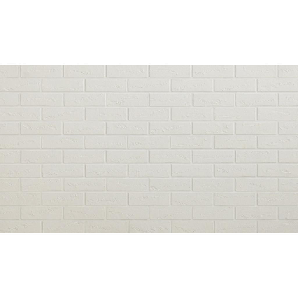 ELASTOLITH Verblender »Iceland«, weiß, für Innenbereich, 6 m²