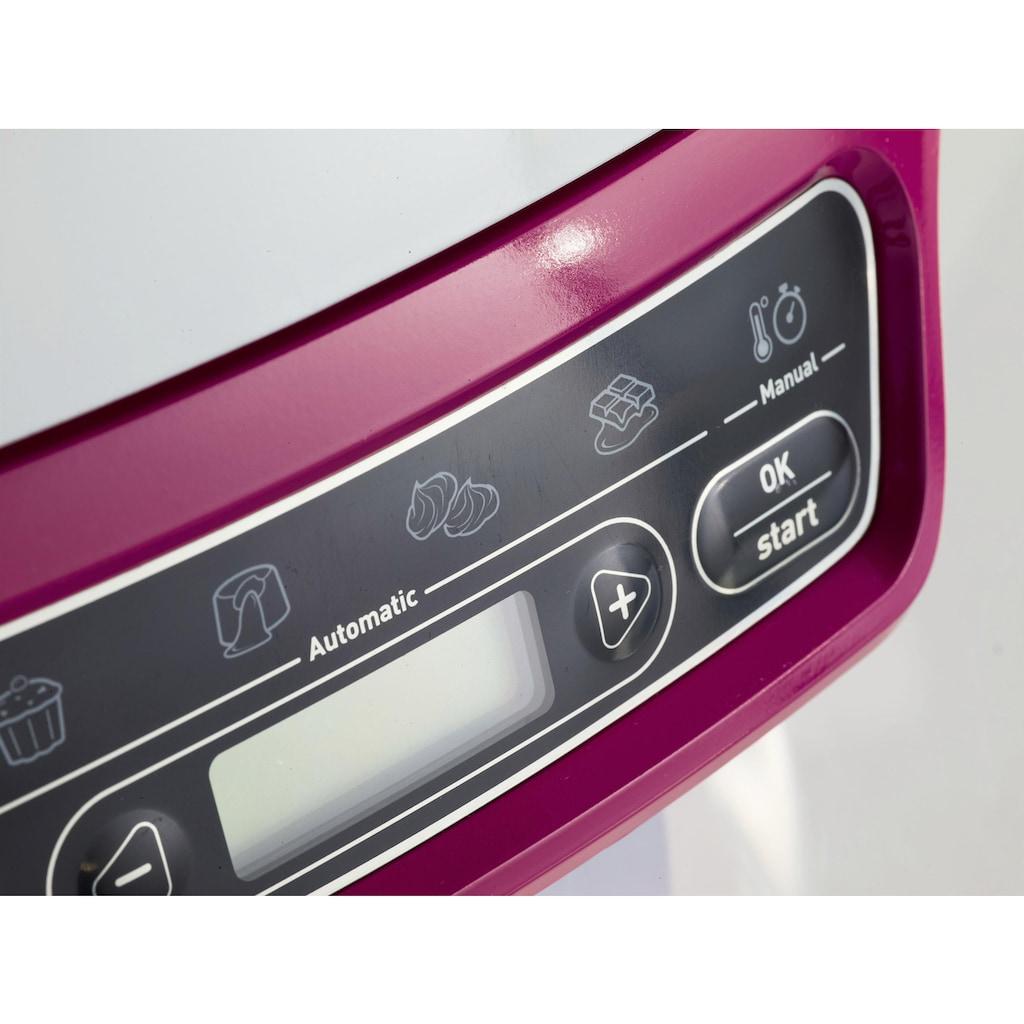 Tefal Kuchenbackautomat Mini-Ofen KD8018 Cake Factory, 5 Programme, 1200 Watt